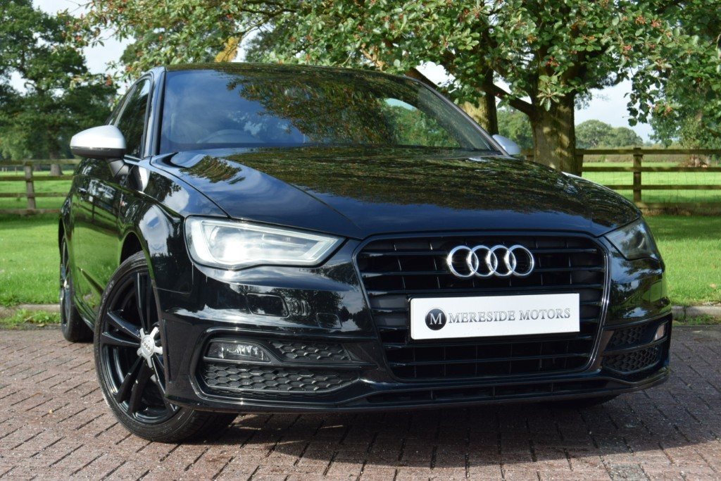 used Audi A3 TFSI S LINE in knutsford-cheshire