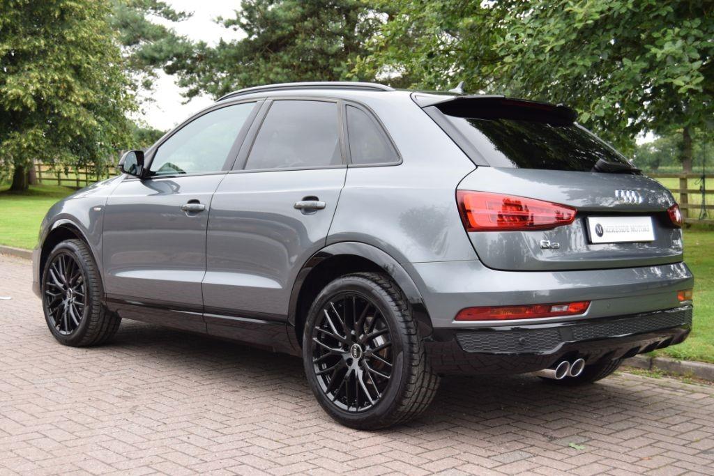 Audi Q3 Tdi Quattro S Line Black Edition For Nether