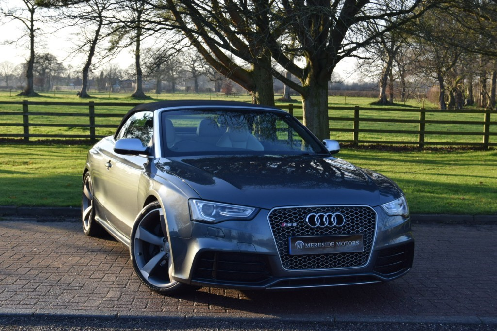 used Audi RS5 FSI QUATTRO used cars in knutsford-cheshire