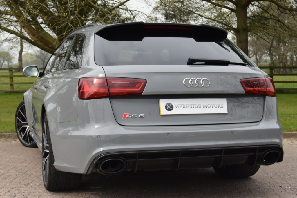 Audi Rs6 Performance Avant Tfsi Quattro For Sale Nether