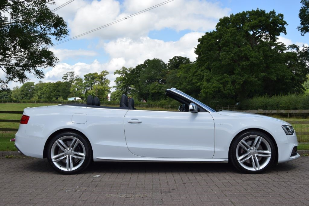 used Audi S5 S5 TFSI QUATTRO in knutsford-cheshire