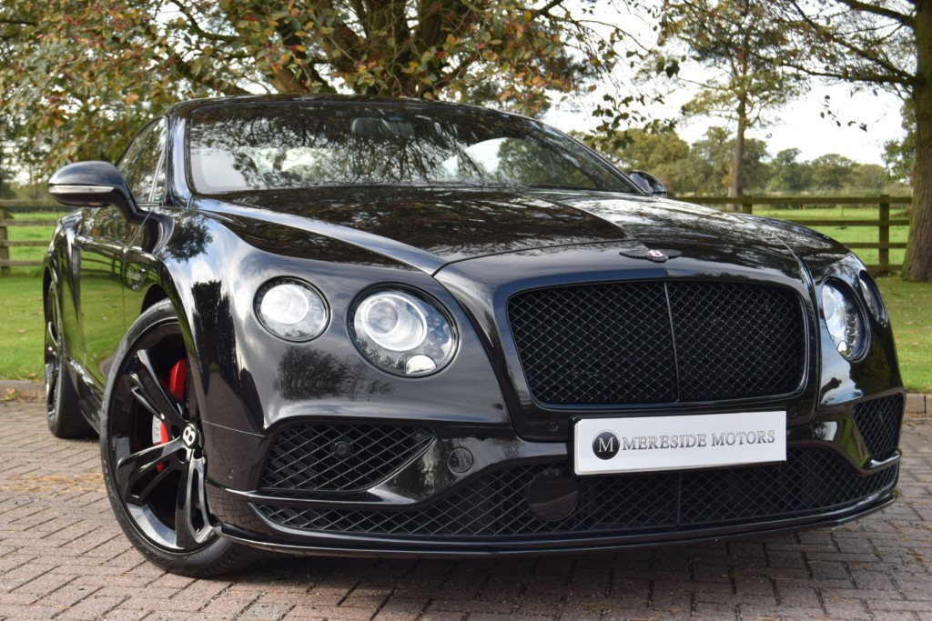 used Bentley Continental GT V8 S MDS in knutsford-cheshire