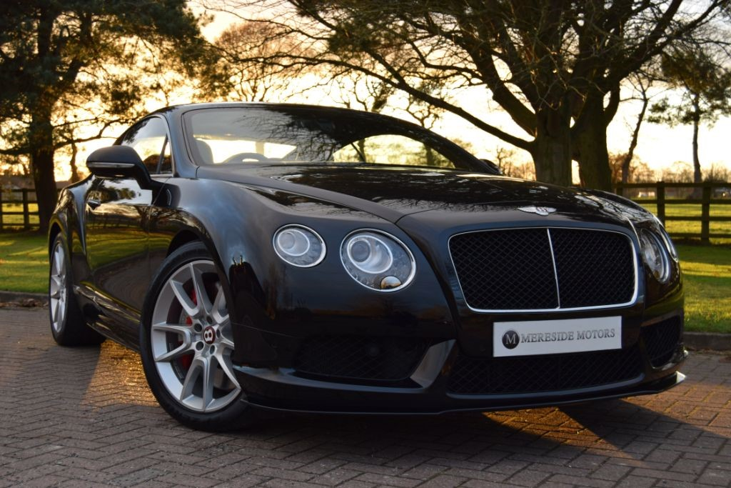 used Bentley Continental GT V8 S in knutsford-cheshire