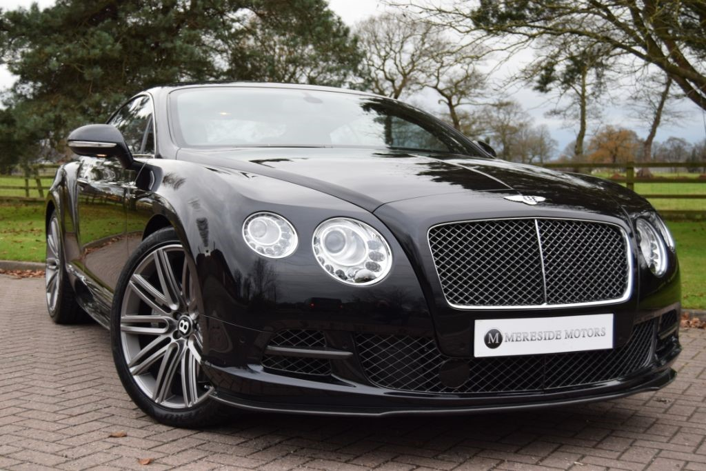 used Bentley Continental GT SPEED in knutsford-cheshire