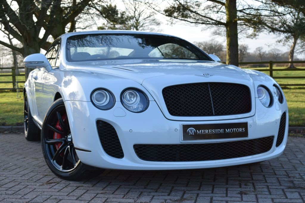 Used Bentley Coupes for Sale in Nether Alderley, Mereside Motors |