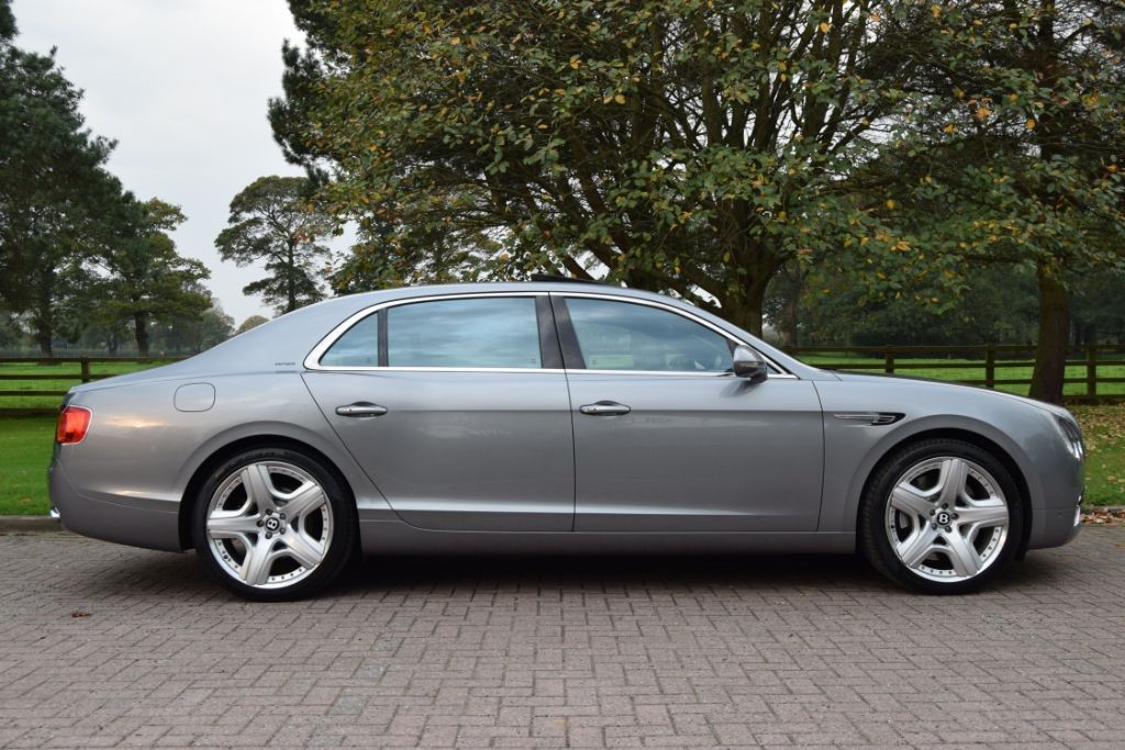 used Bentley Flying Spur W12 in knutsford-cheshire