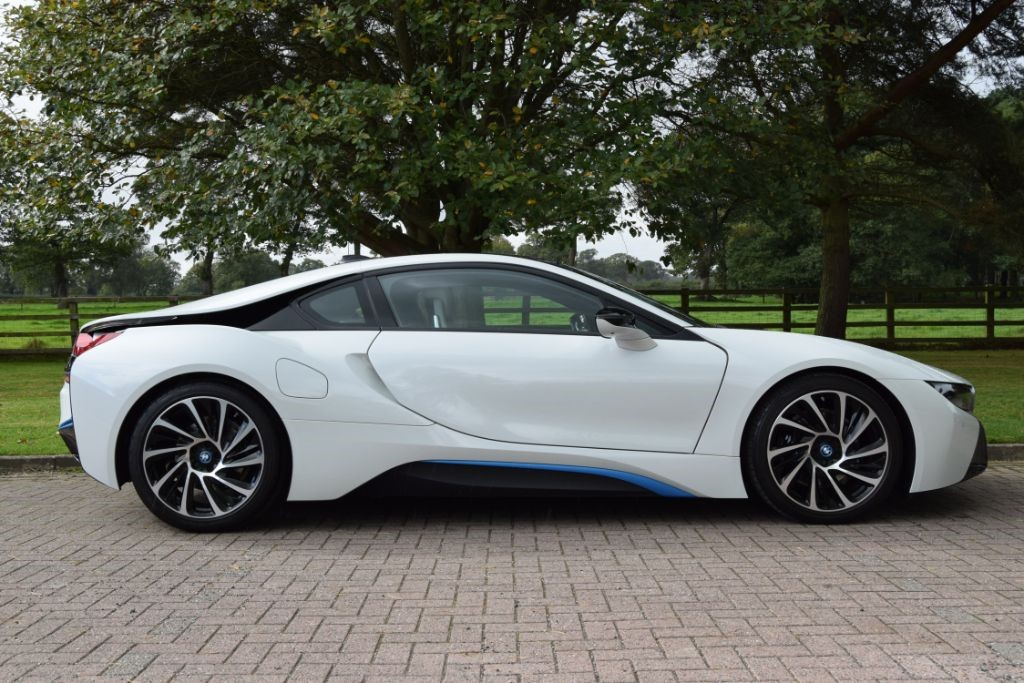 used BMW i8 I8 in knutsford-cheshire