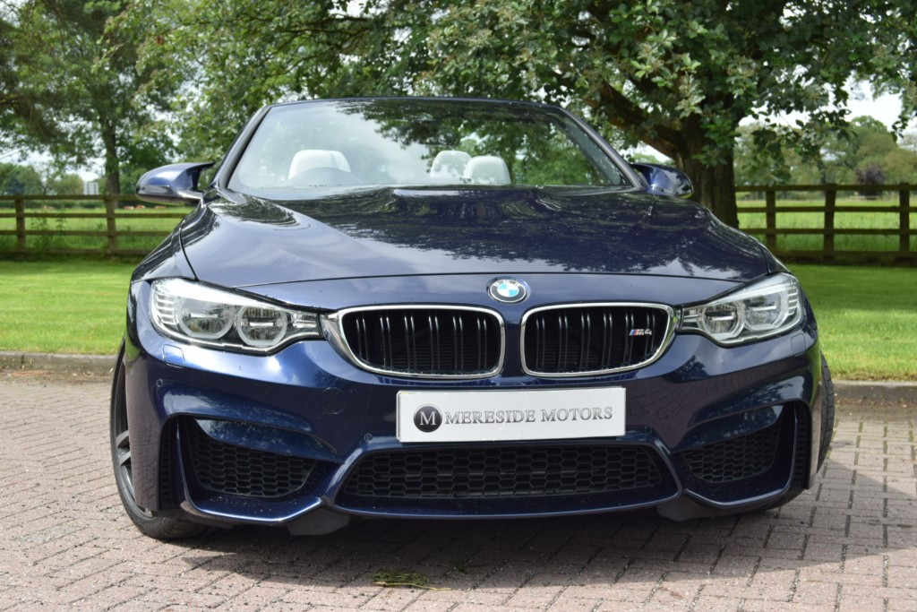used BMW M4  in knutsford-cheshire
