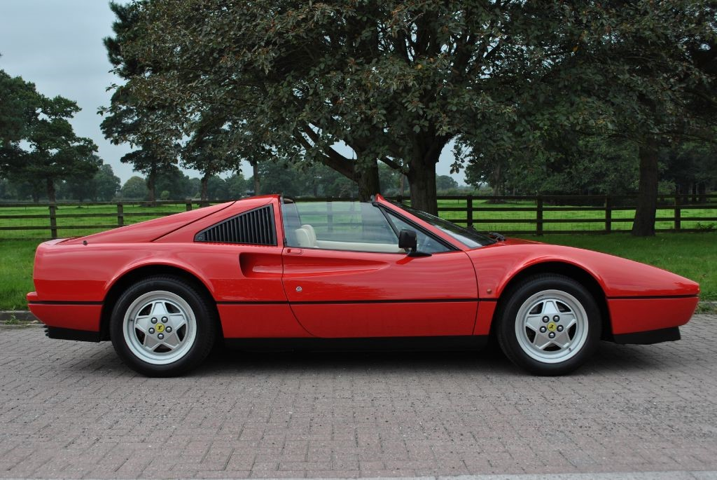 used Ferrari 328 GTS  ** 1700 Miles ** in knutsford-cheshire