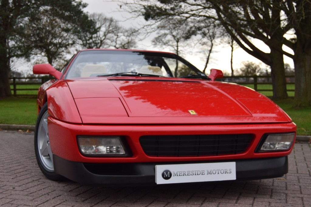 used Ferrari 348 TS in knutsford-cheshire
