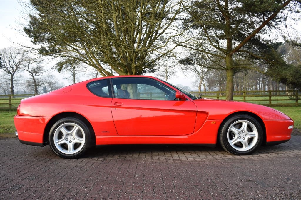 used Ferrari 456M GT  in knutsford-cheshire