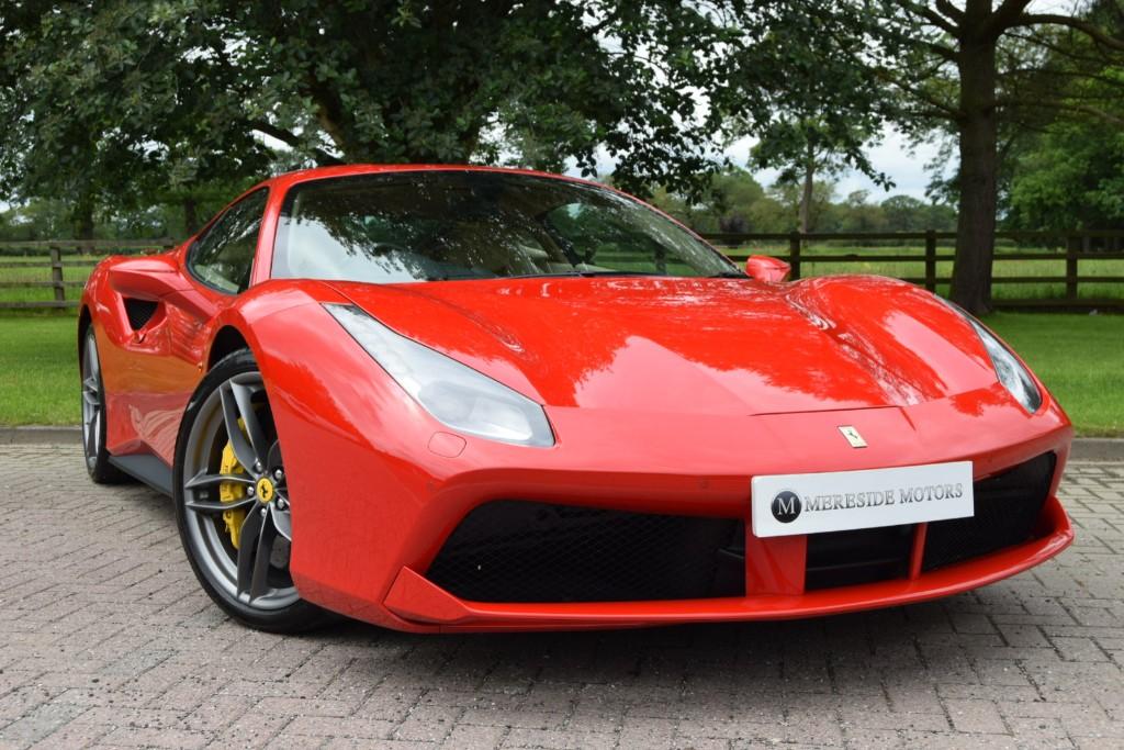 used Ferrari  GTB in knutsford-cheshire