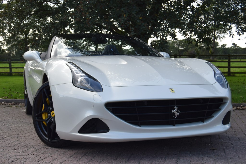 used Ferrari California DD in knutsford-cheshire