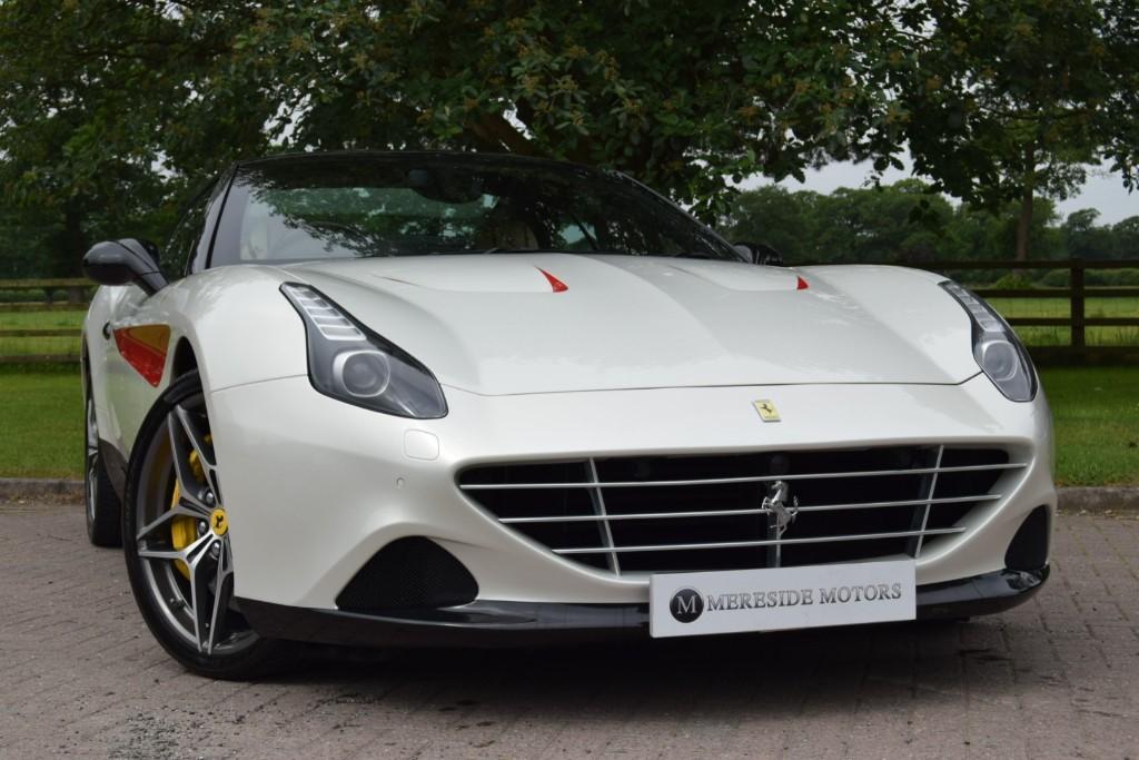 used Ferrari California BIG SPEC �90,000 OF OPTIONS in knutsford-cheshire