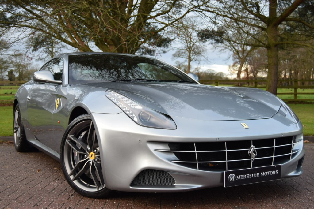used Ferrari FF V12 used cars in knutsford-cheshire