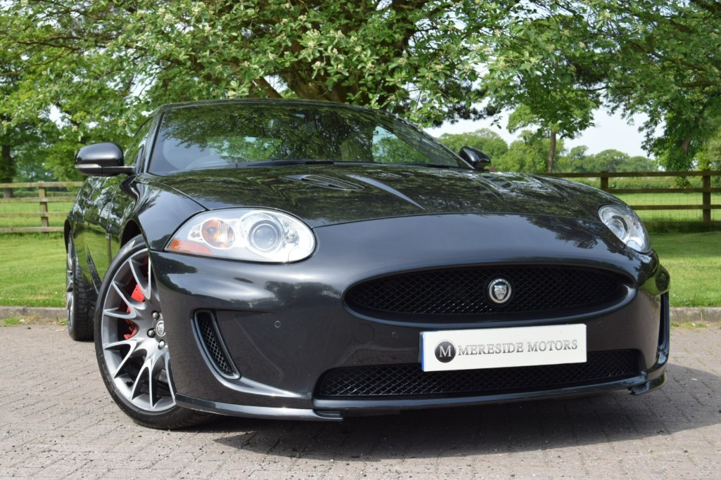used Jaguar XK XKR in knutsford-cheshire