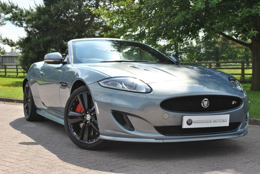 used Jaguar XK R in knutsford-cheshire