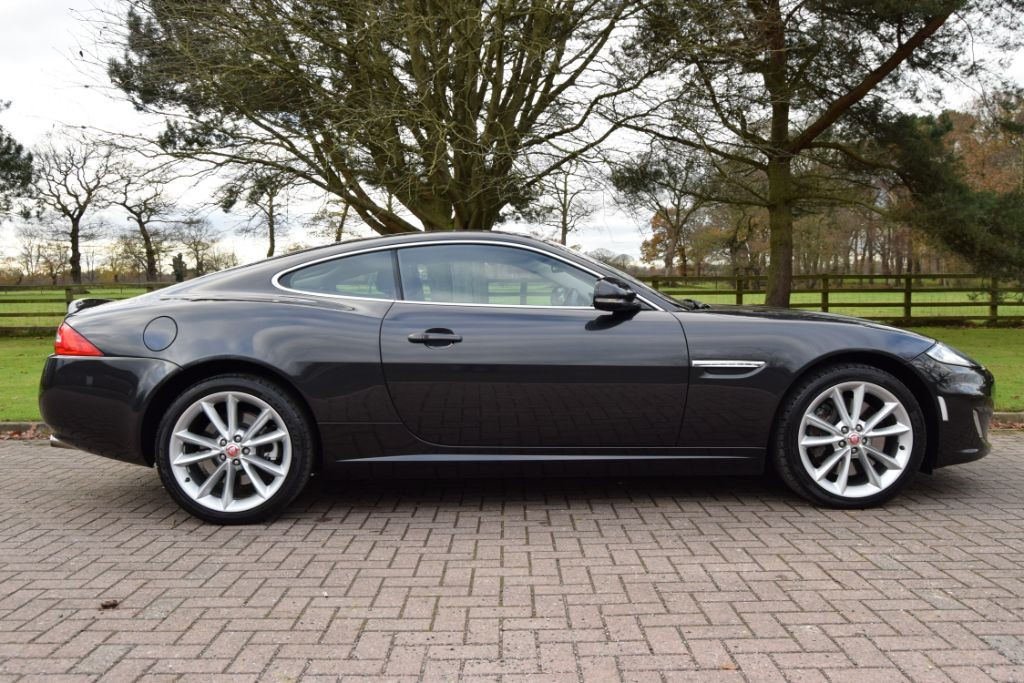 used Jaguar XK PORTFOLIO in knutsford-cheshire