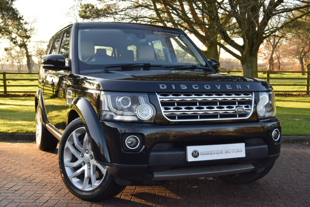 used Land Rover Discovery SDV6 HSE in knutsford-cheshire