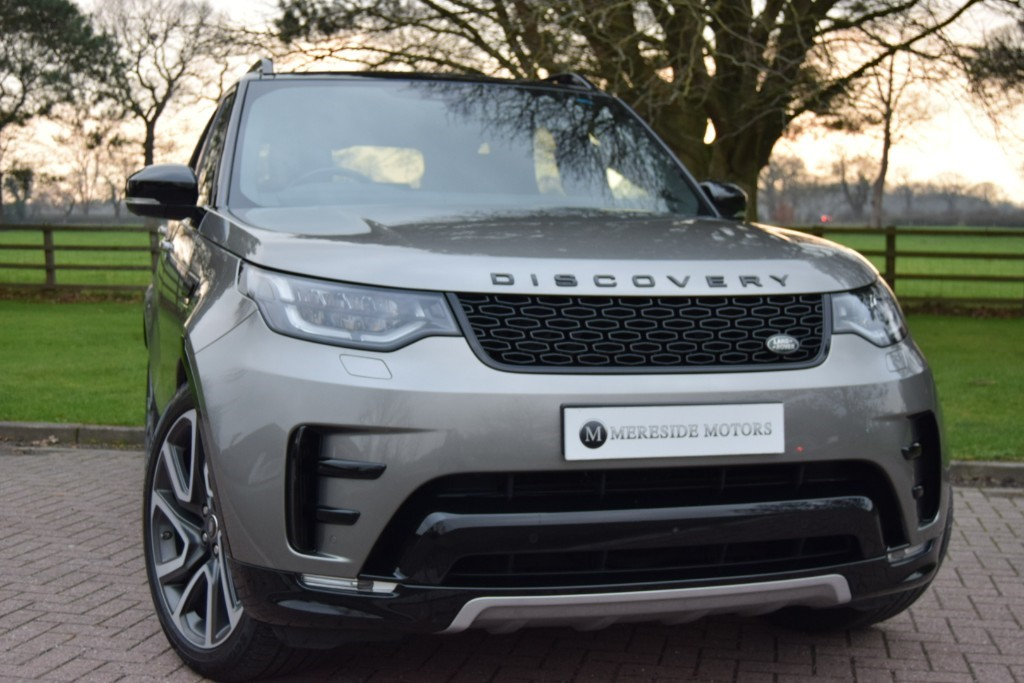 used Land Rover Discovery 3.0 Si6 HSE Luxury in knutsford-cheshire