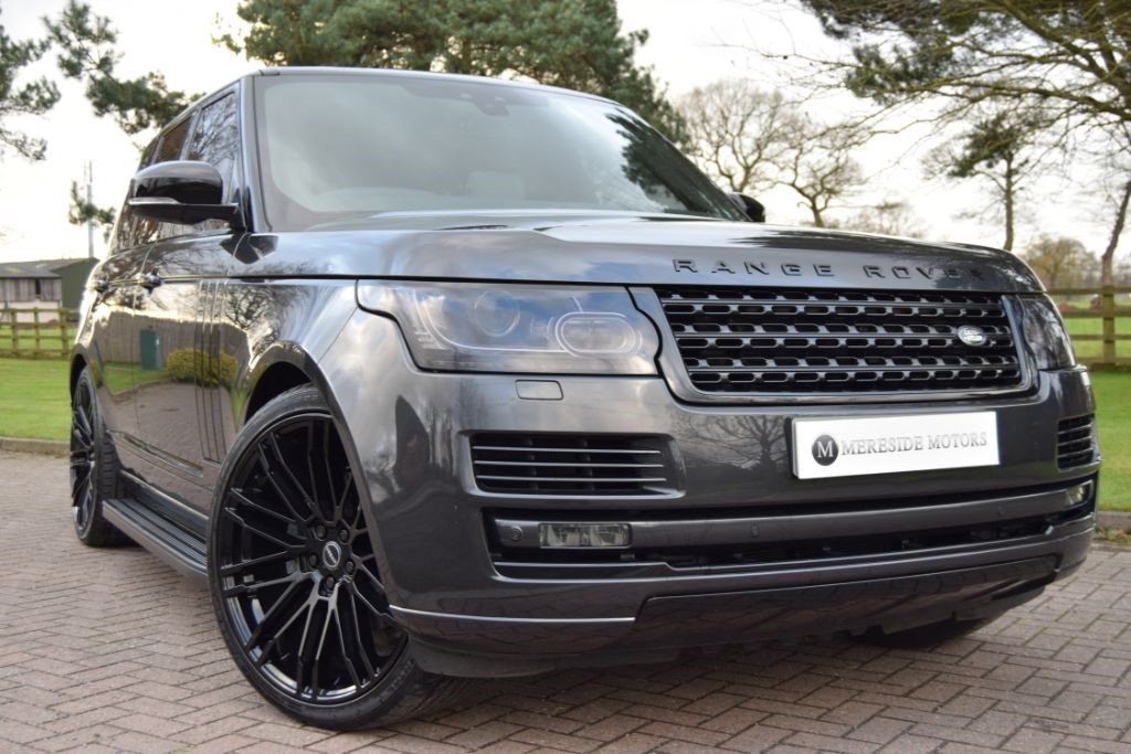 used Land Rover Range Rover TDV6 VOGUE in knutsford-cheshire