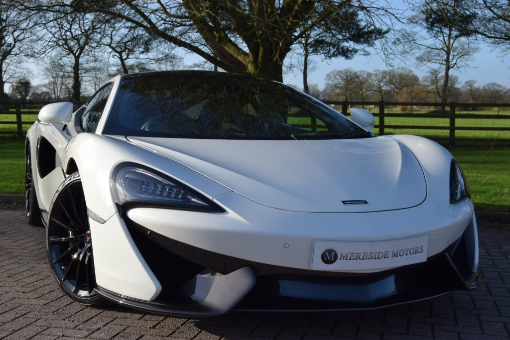 used Mclaren 570GT V8 SSG in knutsford-cheshire