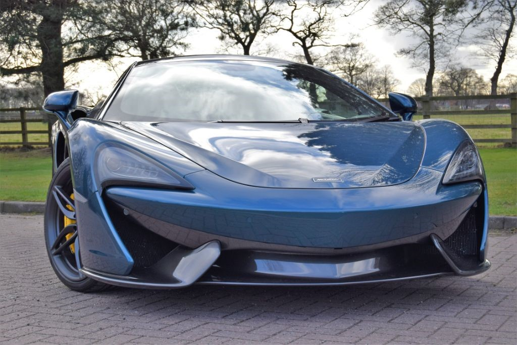 used Mclaren 570GT GT Upgrade Pack Carbonfibre Components in knutsford-cheshire