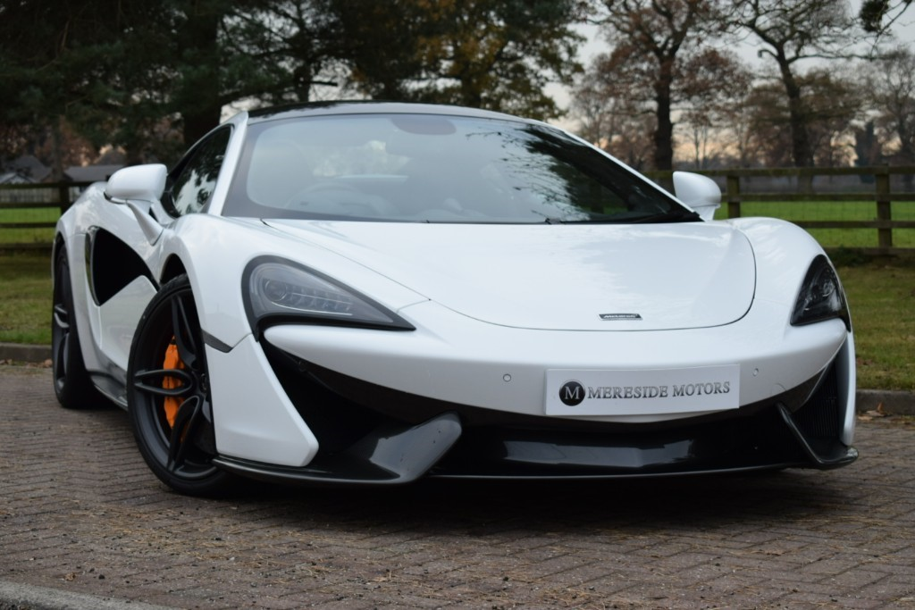 used Mclaren 570s  in knutsford-cheshire
