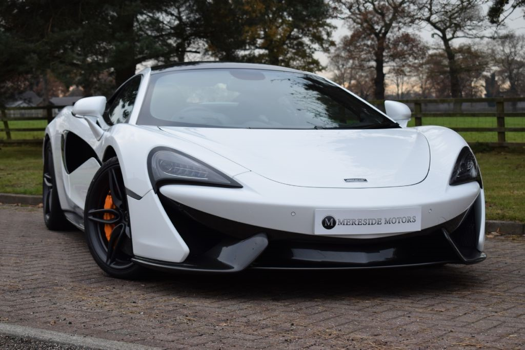 used white mclaren 570s for sale cheshire. Black Bedroom Furniture Sets. Home Design Ideas