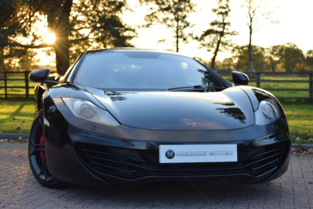 used Mclaren MP4-12C  in knutsford-cheshire