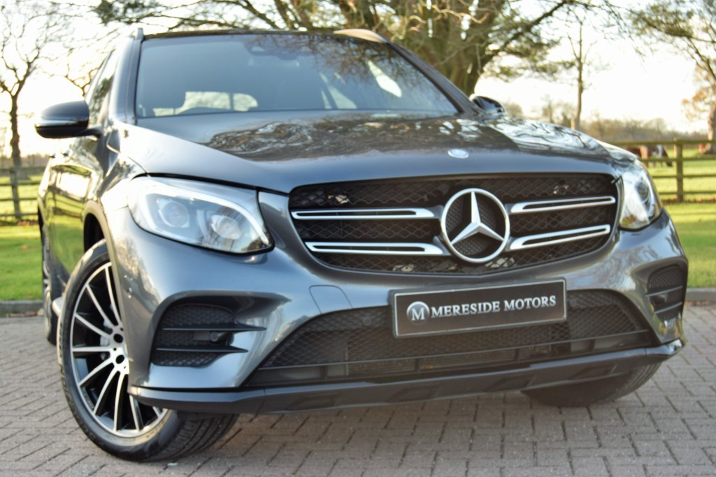 used Mercedes GLC250  in knutsford-cheshire