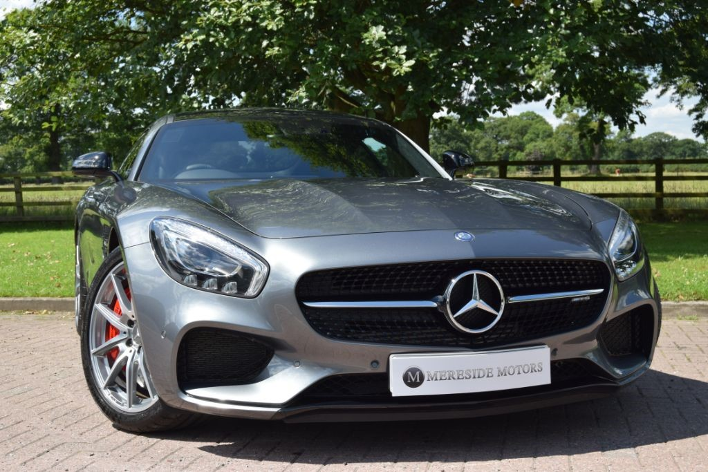 used Mercedes AMG GT AMG GT S PREMIUM in knutsford-cheshire