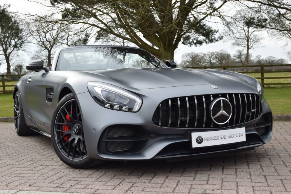 used Mercedes AMG GT GT AMG GT C in knutsford-cheshire