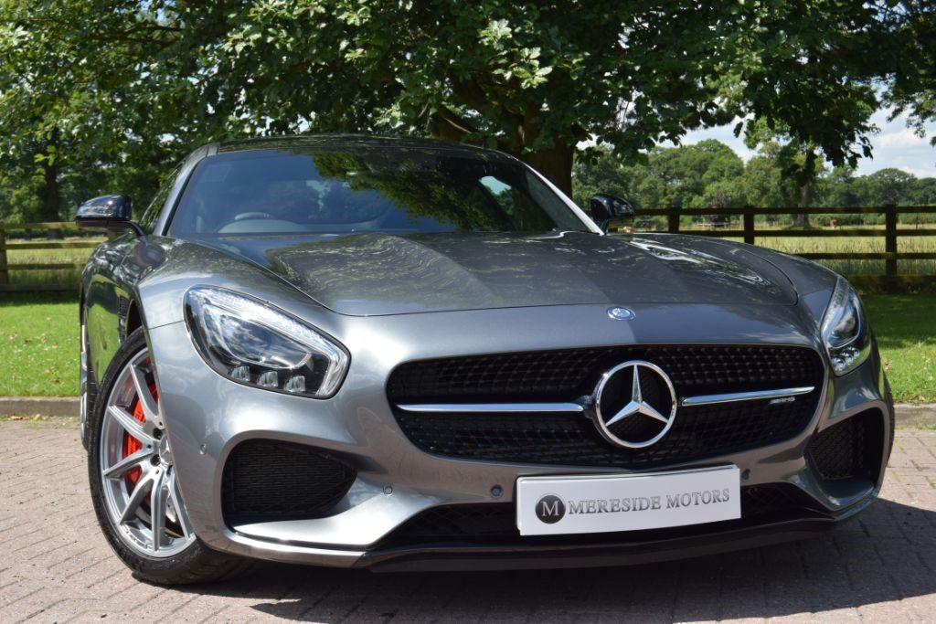 used Mercedes AMG GT GT AMG GT S PREMIUM in knutsford-cheshire