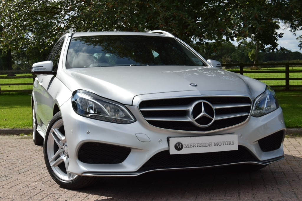 used Mercedes E250 CDI AMG SPORT in knutsford-cheshire