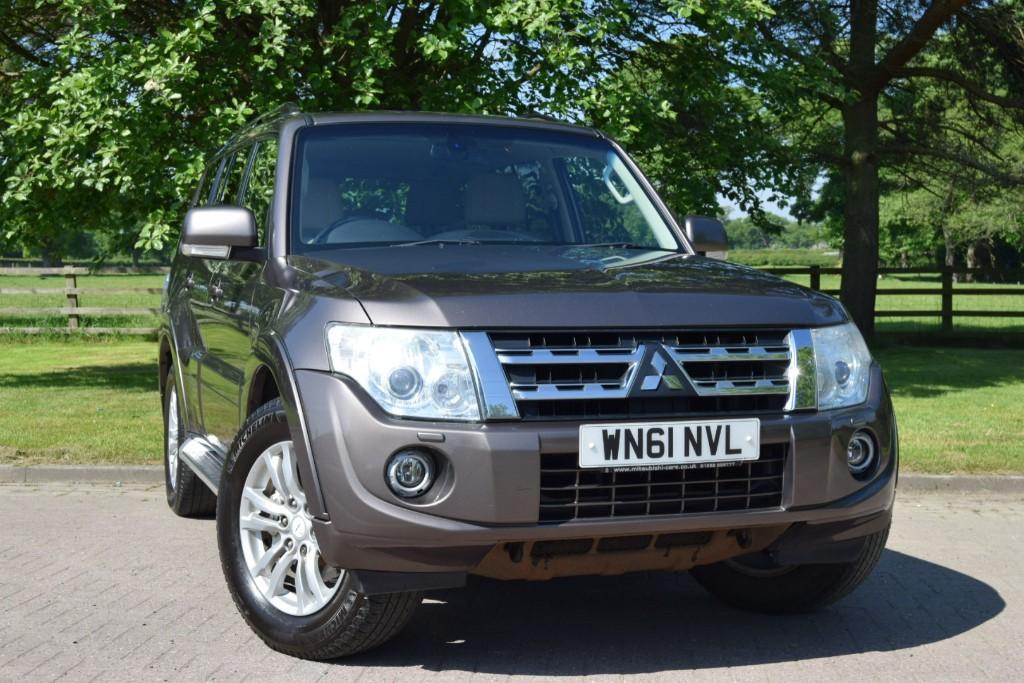used Mitsubishi Shogun DI-D SG3 used cars in knutsford-cheshire