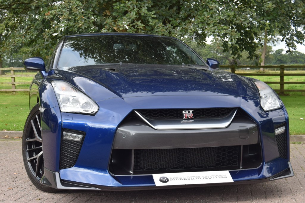 used Nissan GT-R RECARO in knutsford-cheshire