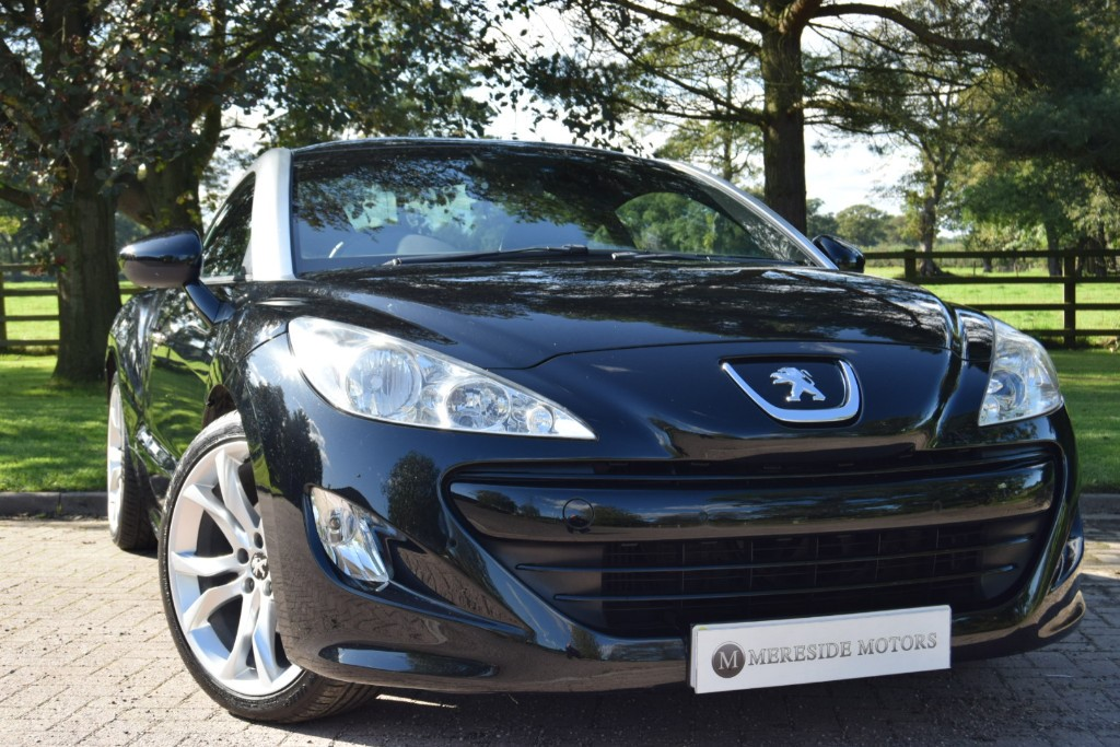 used Peugeot RCZ THP GT in knutsford-cheshire