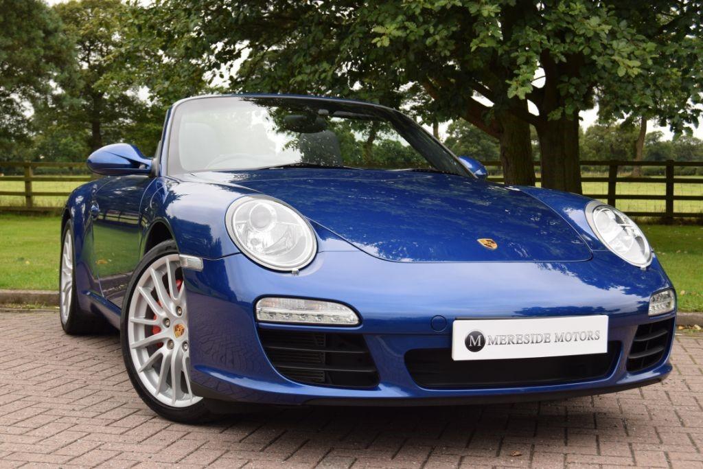 used Porsche 911 CARRERA 2S in knutsford-cheshire