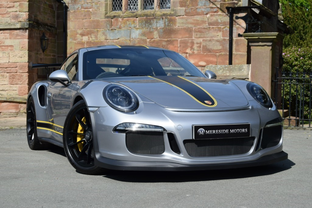 used Porsche 911 GT3 RS PDK in knutsford-cheshire