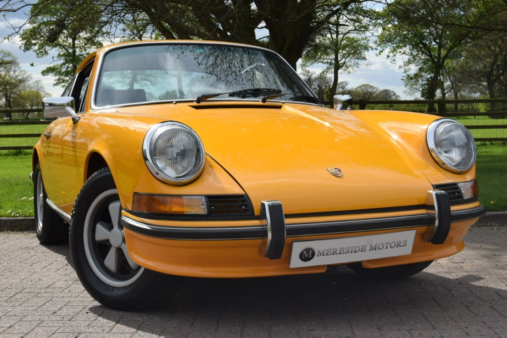 used Porsche 911 911 T in knutsford-cheshire