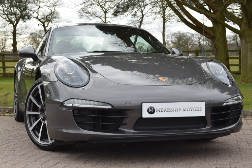 used Porsche 911 CARRERA PDK in knutsford-cheshire