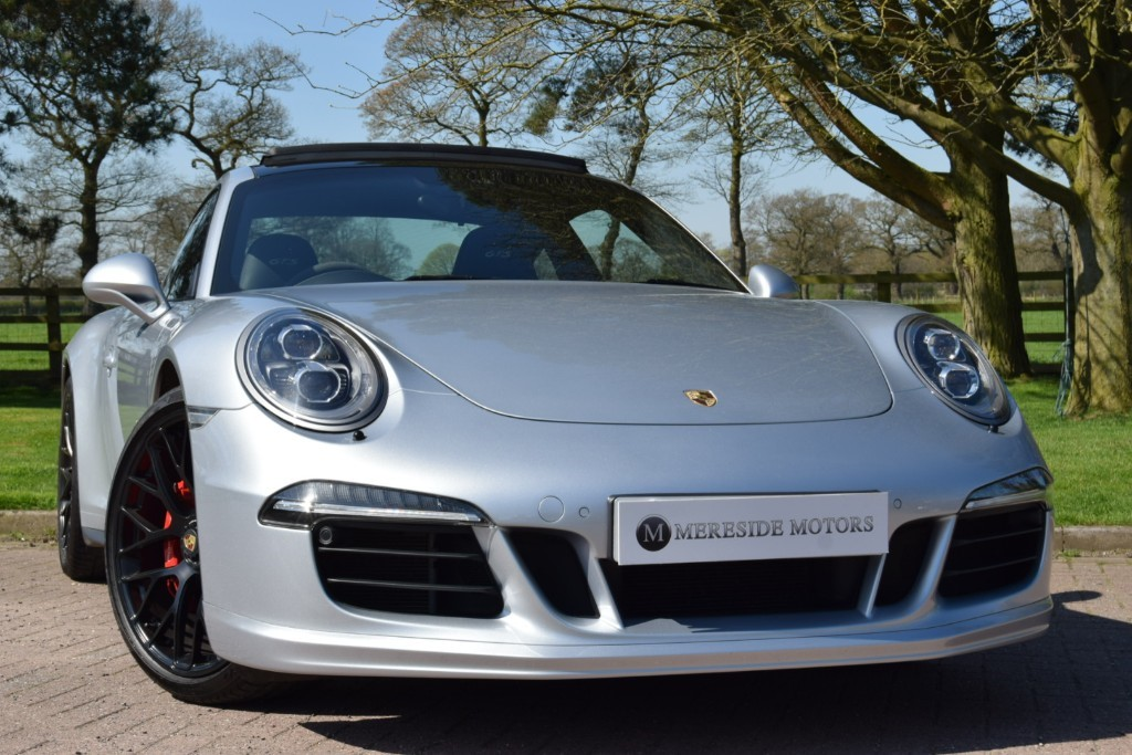 used Porsche 911 CARRERA GTS PDK in knutsford-cheshire