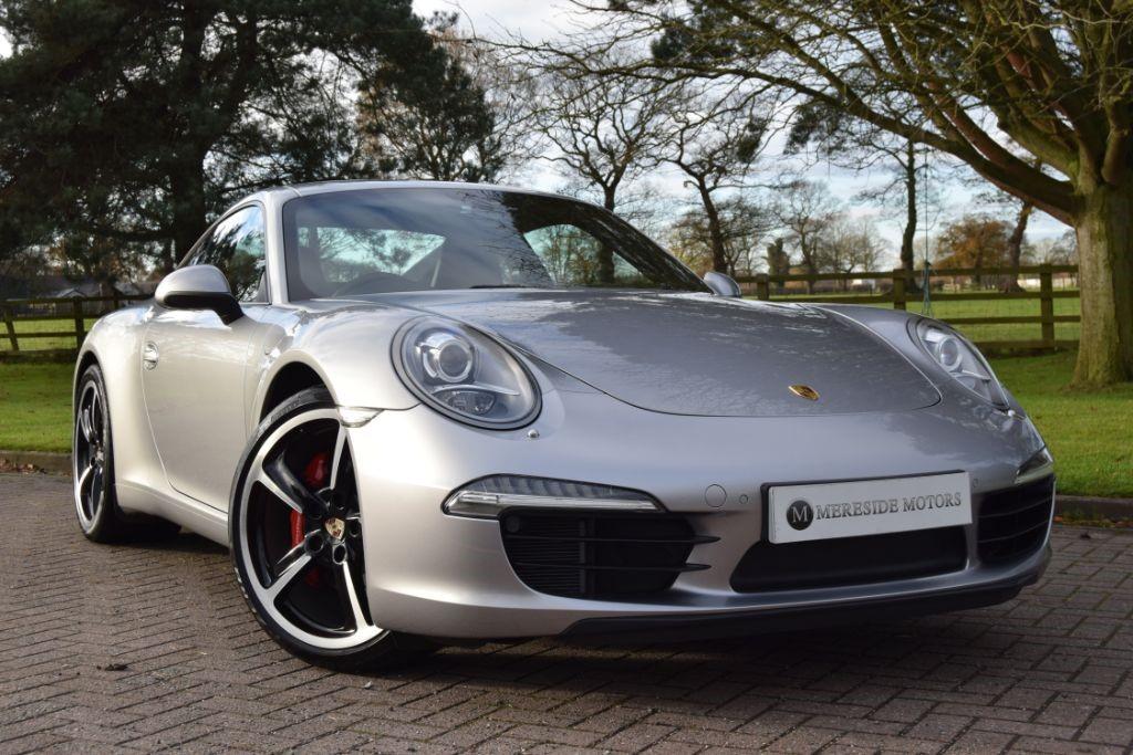 used Porsche 911 CARRERA S PDK in knutsford-cheshire
