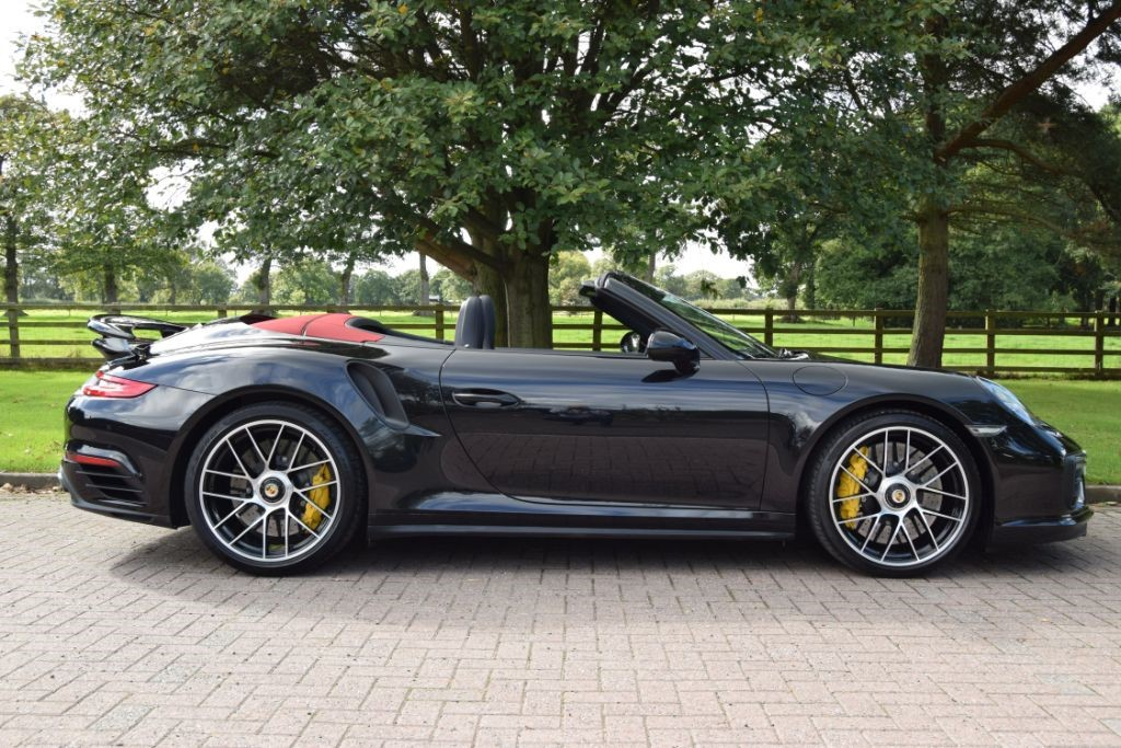 used Porsche 911 Turbo S PDK in knutsford-cheshire
