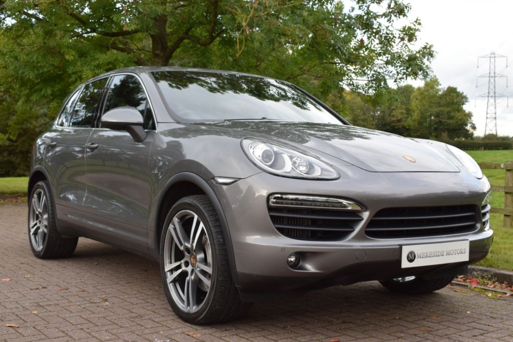 porsche cayenne d v8 s tiptronic s for sale nether alderley cheshire mereside motors. Black Bedroom Furniture Sets. Home Design Ideas