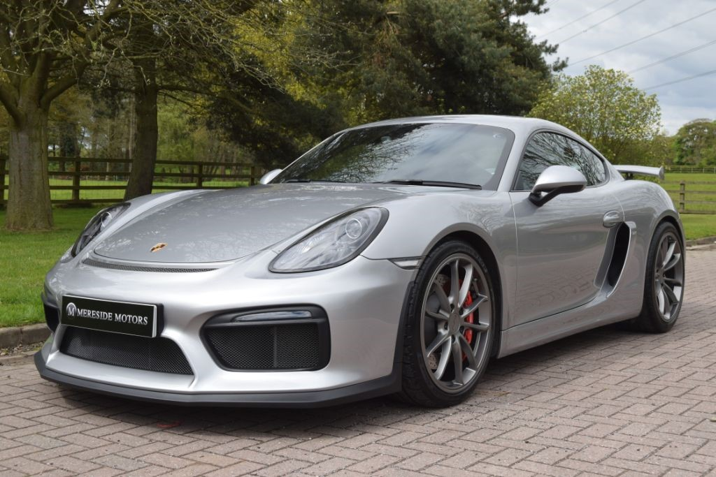 porsche cayman gt4 for sale nether alderley cheshire mereside motors. Black Bedroom Furniture Sets. Home Design Ideas