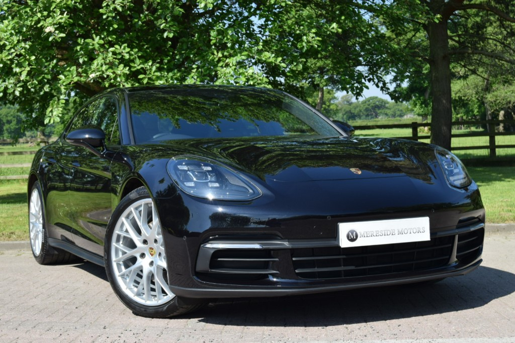 used Porsche Panamera 4 PDK used cars in knutsford-cheshire