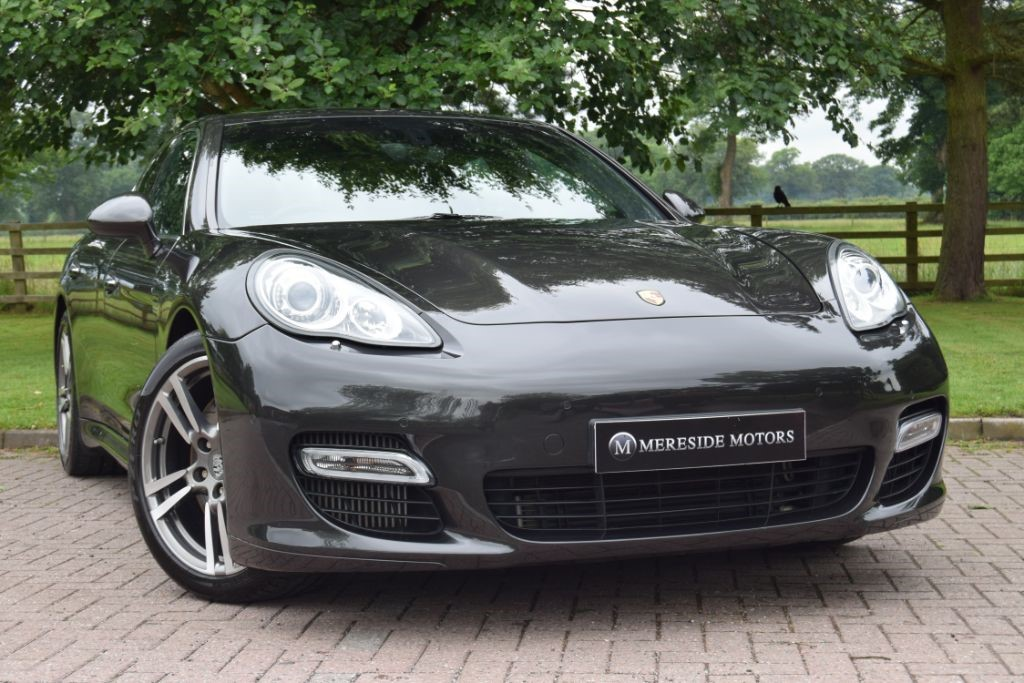 used Porsche Panamera TURBO PDK in knutsford-cheshire