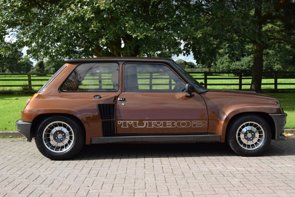 used Renault 5 TURBO 2 in knutsford-cheshire